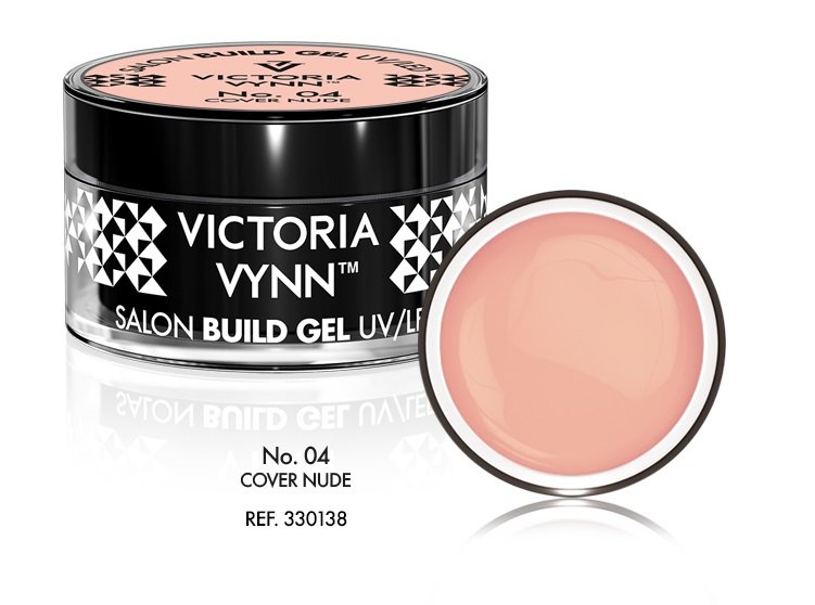 Victoria Vynn Żel budujący No. 04 50ml COVER NUDE Build Gel