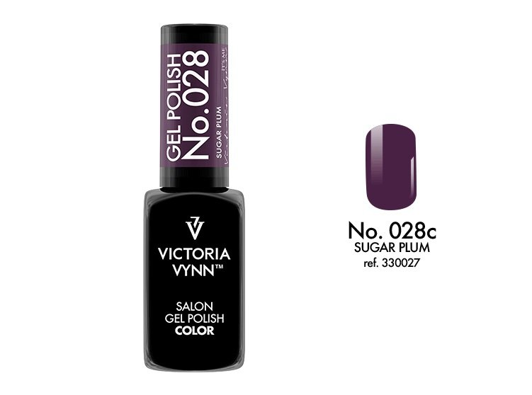 Victoria Vynn Lakier hybrydowy 028c 8ml SUGAR PLUM Gel Polish COLOR Victoria Vynn
