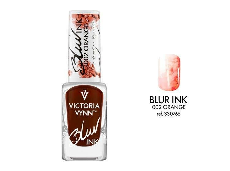 VICTORIA VYNN BLUR INK 002 Orange Atrament do zdobień 10ml