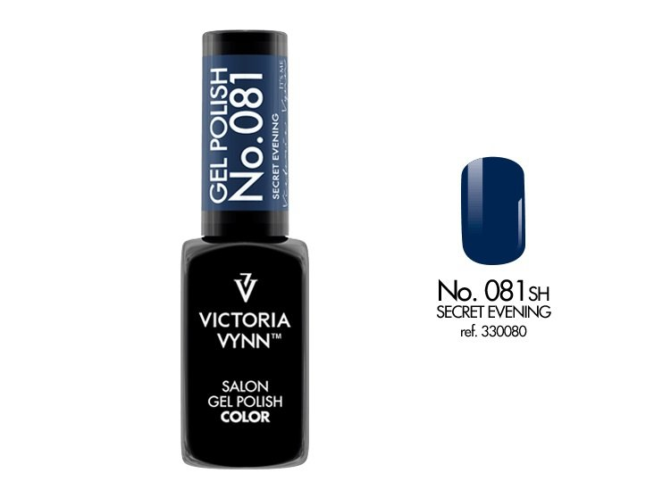 Victoria Vynn Lakier hybrydowy 081sh 8ml SECRET EVENING Gel Polish COLOR Victoria Vynn
