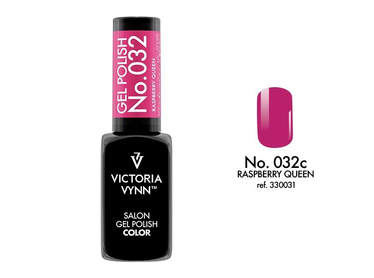 Victoria Vynn Lakier hybrydowy 032c 8ml RASPBERRY QUEEN Gel Polish COLOR Victoria Vynn