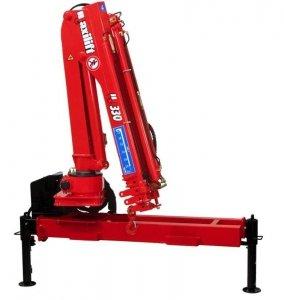 Żuraw Maxilift ML330.3  H D  +rama podporowa +2 nogi Hydrauliczne