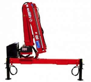Żuraw Maxilift ML180.3D H Komplet z rama + 2 podpory H