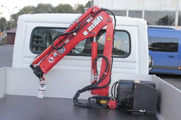 Żuraw Maxilift ML180.3  E12V LLC komplet z rama + 2 podpory H