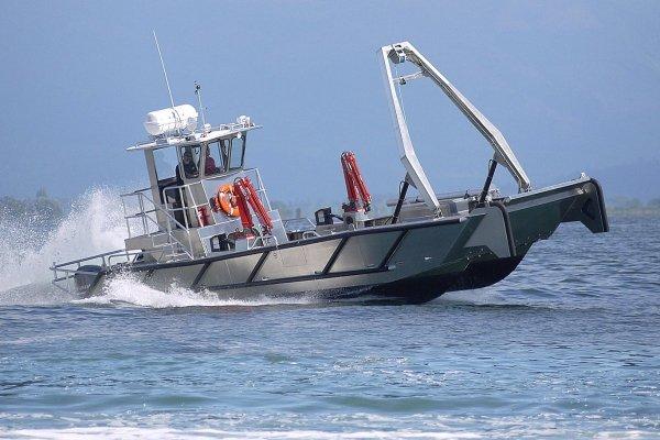 Doplata do wersji marynistycznej z 4 hydraulicznymi wysuwami ML330