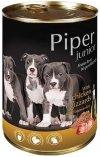 Piper Junior z żołądkami kurczaka i ryżem 12x400g