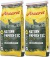Josera Nature Energetic - bezzbożowa karma dla aktywnych psów 2x15kg (30kg)