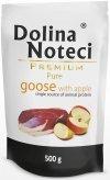 Dolina Noteci Premium Pure Gęś z jabłkiem 10x500g