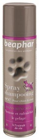 Beaphar Suchy szampon dla psa i kota 250ml