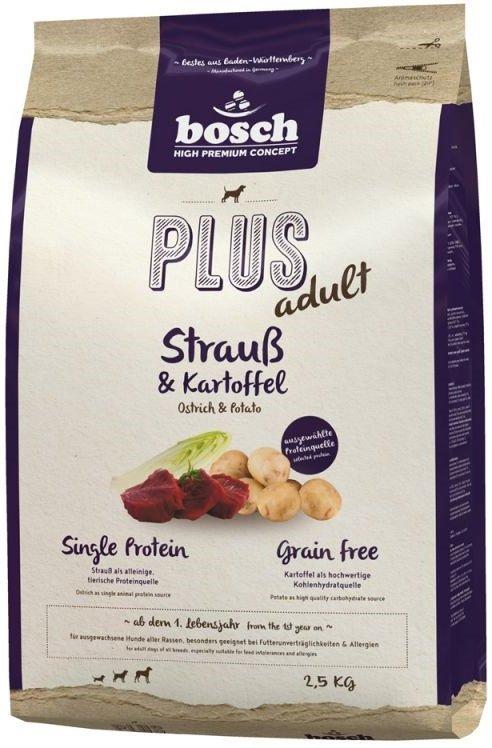 Bosch Plus+ Struś  Ziemniaki 2,5kg