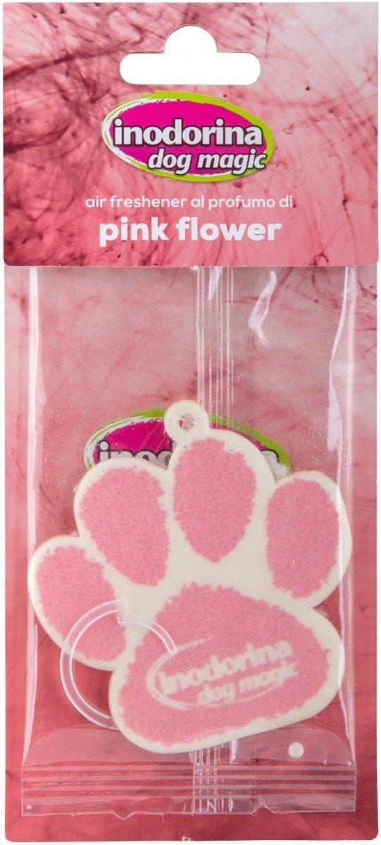 Inodorina Dog Magic Pink Flower Zapach samochodowy - kwiatowy