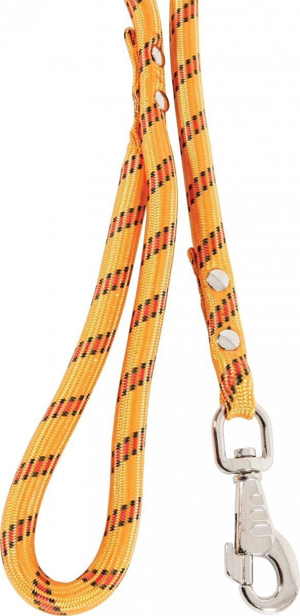 Zolux Smycz nylonowa pomarańczowa - sznur 13mm/1,2m