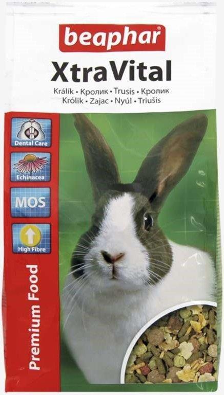 Beaphar XtraVital Premium Rabbit Food - karma dla królików 1kg