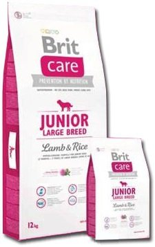 Brit Care Junior N Large Breed Lamb & Rice 2x12kg (24kg)