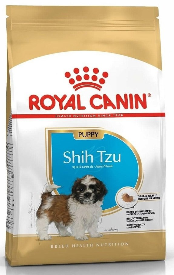 Royal Canin Shih Tzu Puppy / Junior 1,5kg