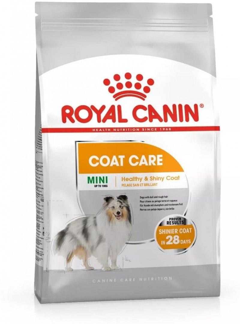 Royal Canin Mini Coat Care 1kg