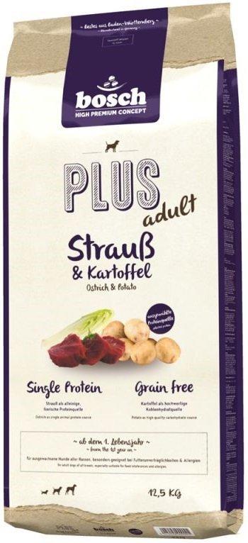 Bosch Plus+ Struś Ziemniaki  12,5kg