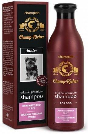 Champ-Richer - szampon dla szczeniąt rasy Yorkshire 250ml