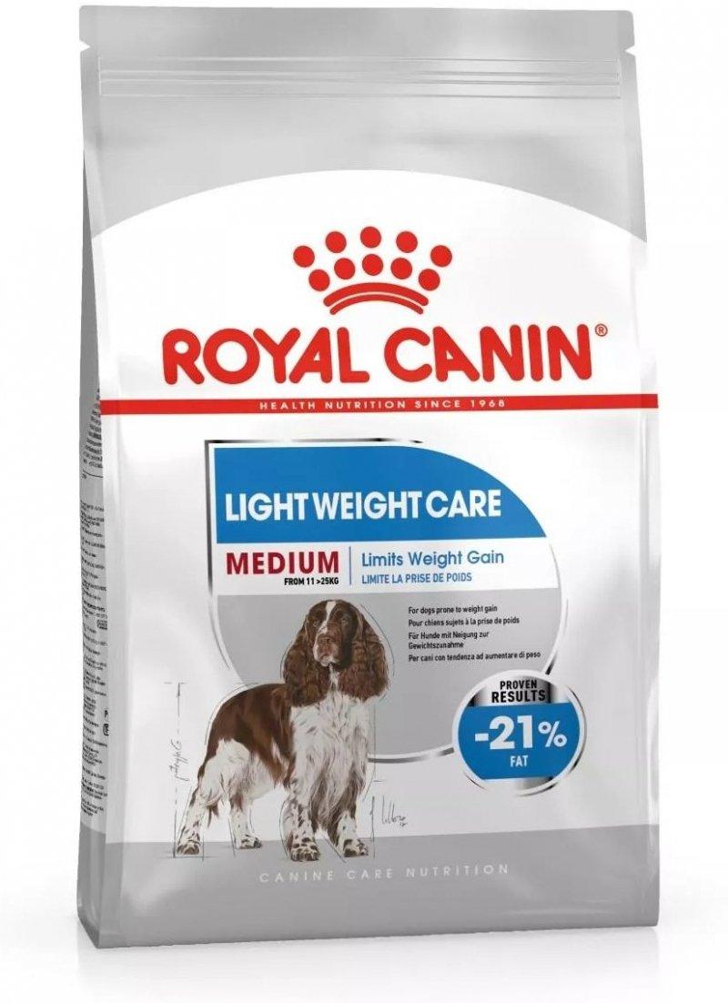 Royal Canin Medium Light Weight Care 2x10kg (20kg)