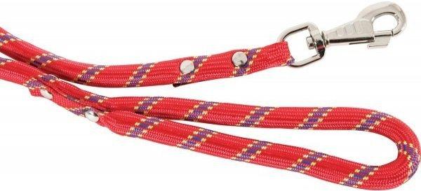 Zolux Smycz nylonowa czerwona - sznur 13mm/3m