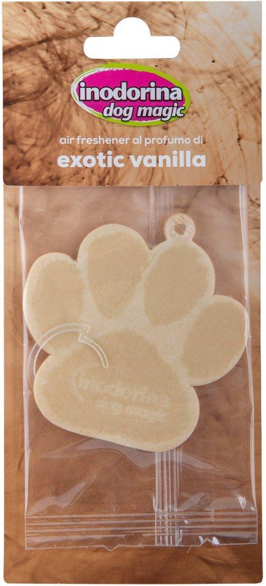Inodorina Dog Magic Exotic vanilla - Zapach samochodowy - waniliowy
