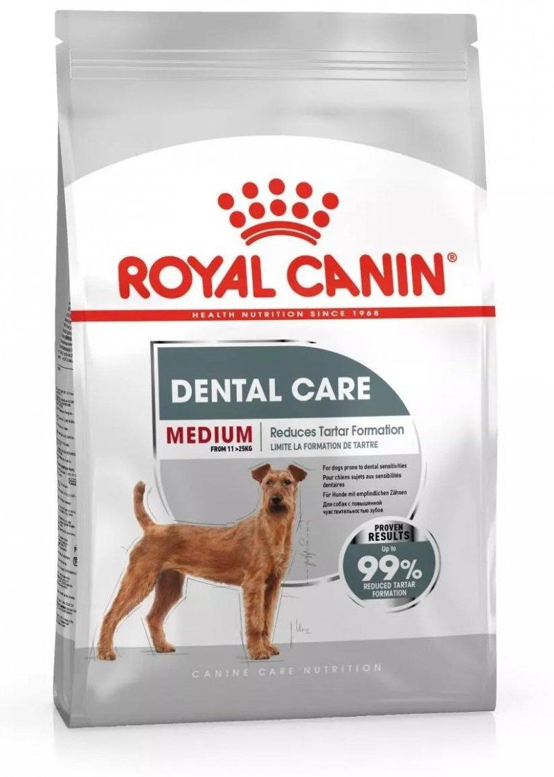 Royal Canin Medium Dental Care 1kg
