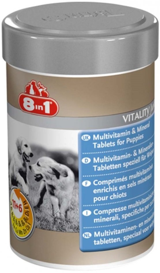 Preparat witaminowy 8in1 Multi Vitamin- Puppies 100 tabletek