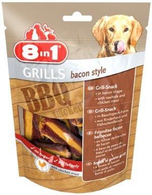 Przysmak 8in1 Grills Bacon Style 80g