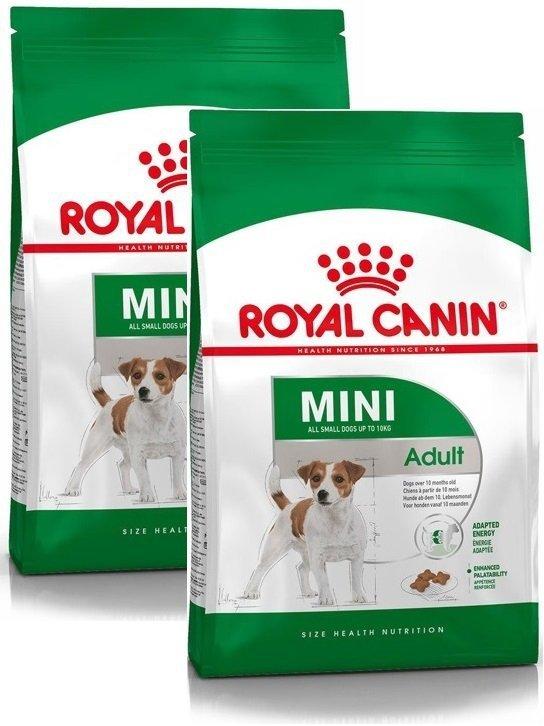Royal Canin Mini Adult 2x8kg (16kg)