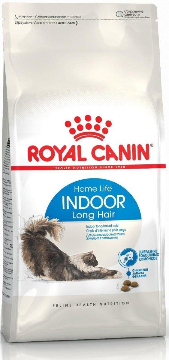 Royal Canin Indoor Long Hair 2x10kg