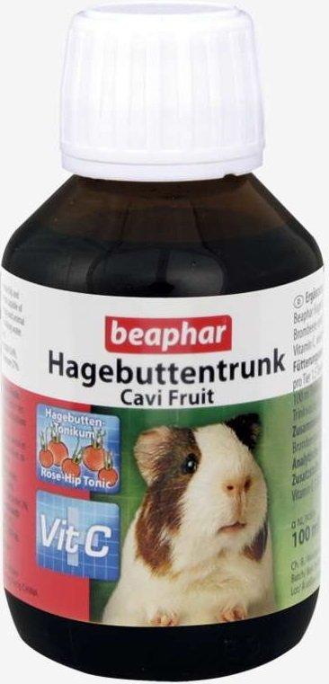 Beaphar Cavi Fruit - witamina C dla świnek morskich 100ml