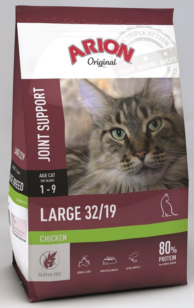 Arion Original Cat Large 32/19 Chicken 7,5kg