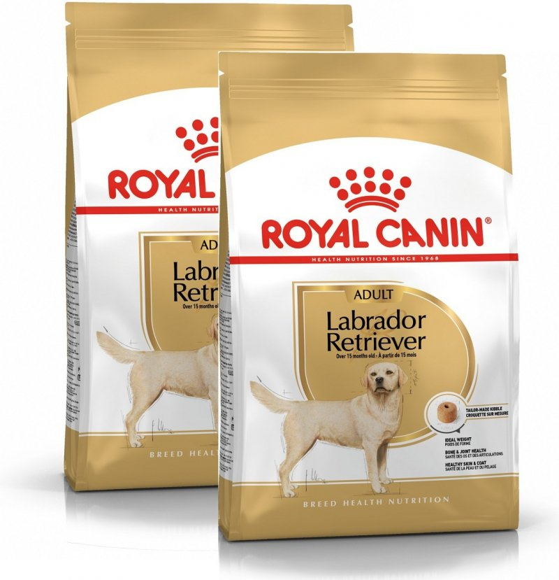 Royal Canin Labrador Retriever Adult 2x12kg (24kg)