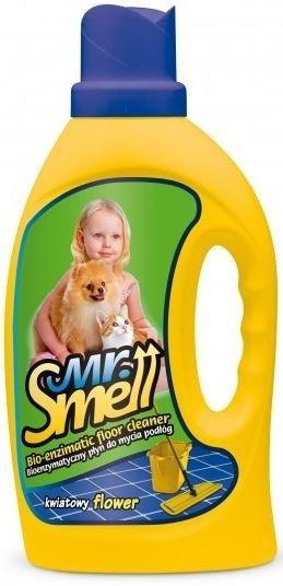 Mr Smell Bioenzymatyczny płyn do podłóg - kwiatowy 1l