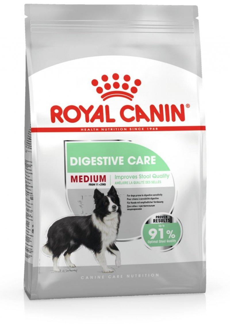 Royal Canin Medium Digestive Care 2x10kg (20kg)