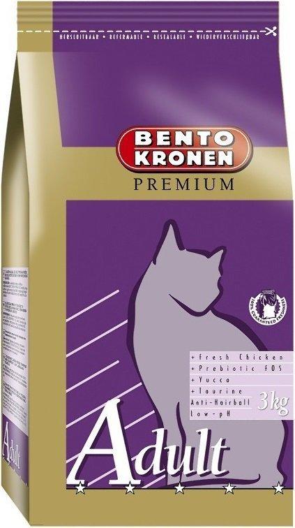 Bento Kronen Cat Premium Adult 3kg
