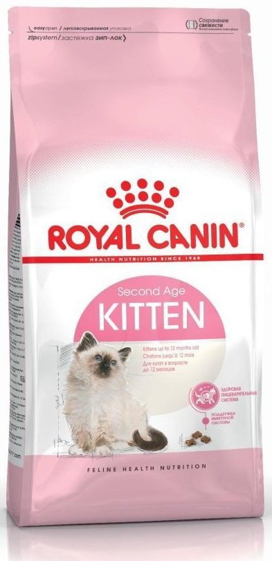 Royal Canin Kitten Second Age 4kg