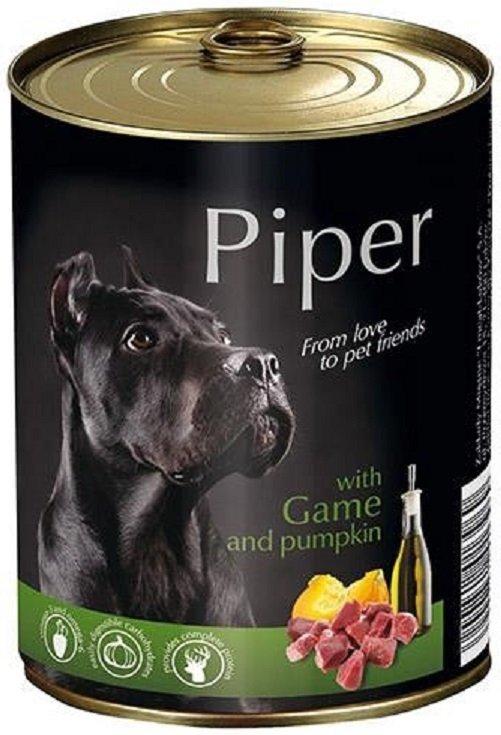 Piper z dziczyzną i dynią 12x400g