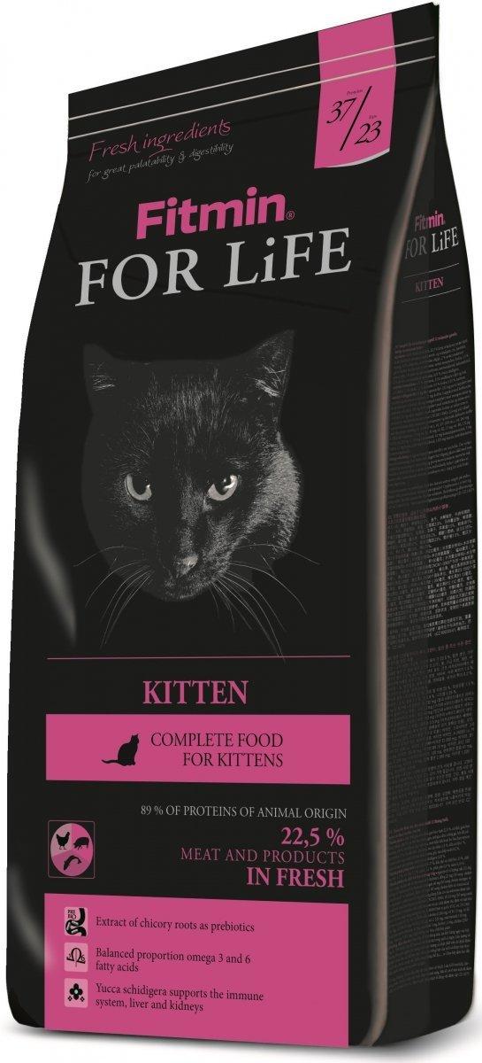 Fitmin Cat For Life Kitten 2x8kg (16kg)