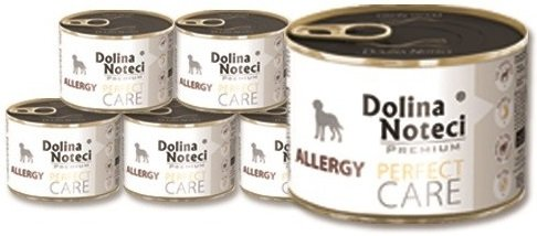 Dolina Noteci Premium Perfect Care Allergy - dla psów skłonnych do alergii 12x185g