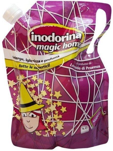 Inodorina Magic Home Płyn do mycia powierzchni - lawendowy 1l