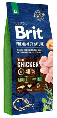 Brit Premium By Nature Extra Large Adult XL 3kg