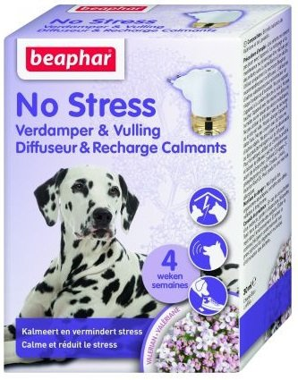 Beaphar No Stress Calming Diffuser Dog - aromatyzer behawioralny 30ml
