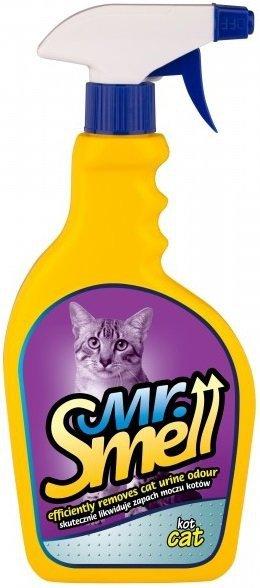 Mr Smell Kot - likwiduje zapach moczu kotów 500ml