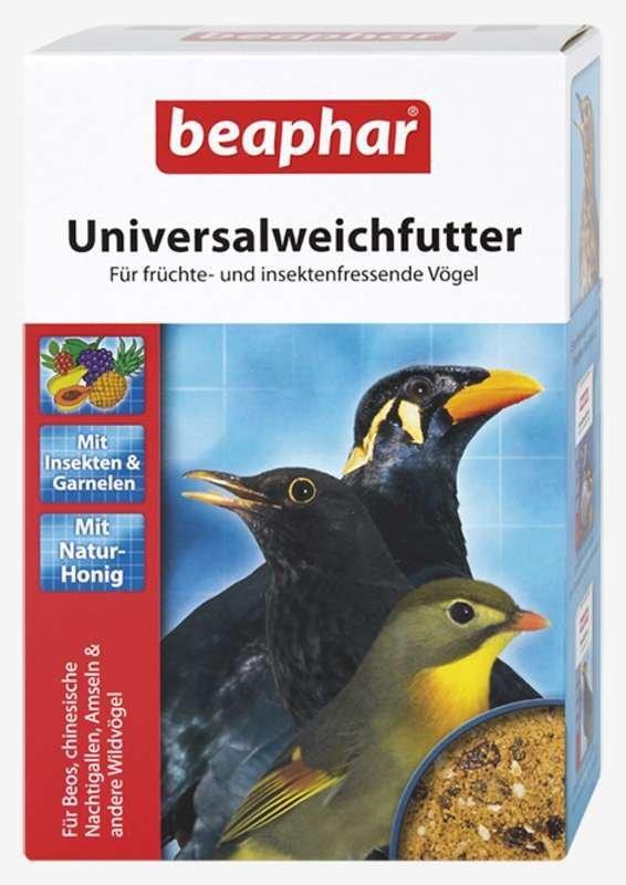 Beaphar Uniwersalna miękka karma dla ptaków 1kg