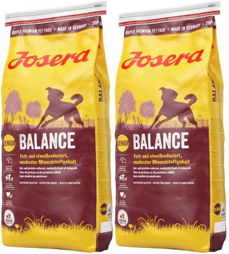 Josera Balance, Light-Senior 2x15kg