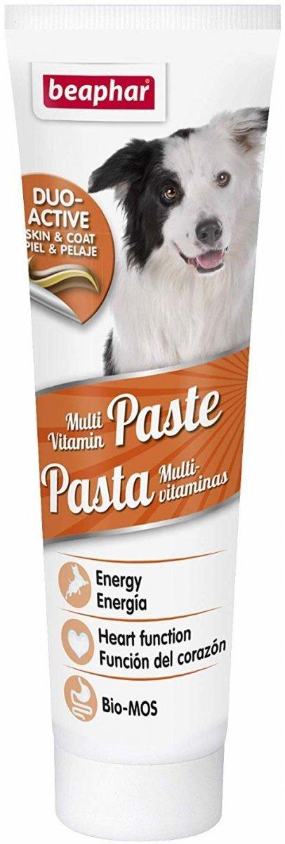Beaphar Multi-Vitamin Paste Duo-Active Pasta multiwitaminowa dla psów 100g