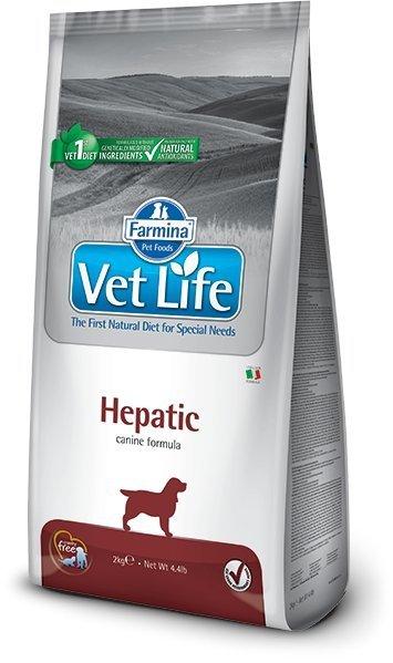 Vet Life Dog Hepatic 12kg