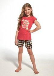 Piżama Cornette Kids Girl 787/64 Emoticon kr/r 86-128
