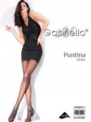 Rajstopy Gabriella 471 Puntina 5-XL